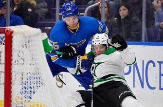 Blues' second-round playoff schedule vs. Stars announced