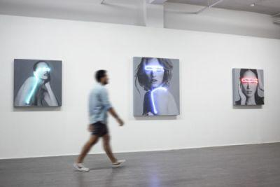 """Blindness Light"" and Other Works from Javier MartinJavier"