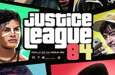 BossLogic's Justice League 84 Poster Hilariously Spoofs