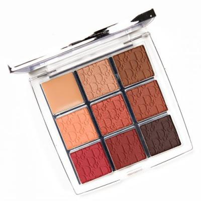 Dior Amber Neutrals Backstage Eyeshadow Palette Review & Swatches
