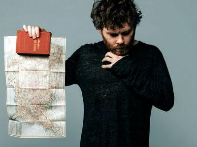 Strangers On A Train: How Gabriel Kahane's Travels Inspired An Album Of Empathy