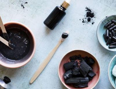 Deeply Detoxify With These 5 Charcoal-Based Products