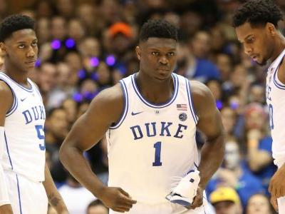 PUMA basketball deletes tweet directed at Nike after Zion Williamson injury
