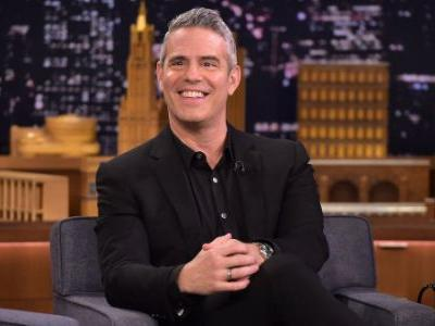 Andy Cohen Shares First Pic Of Baby Boy: 'I'm So In Love'