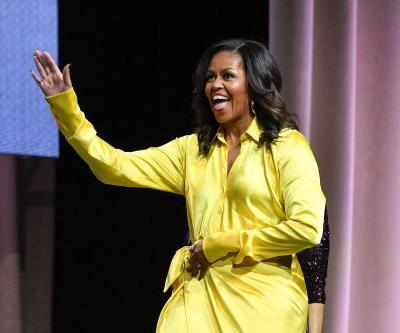 Michelle Obama's New Year's Instagram For 2019 Is An Inspirational Look Back At 2018