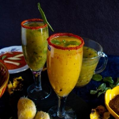 Easiest Recipe for Aam Panna