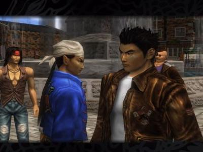 The voice of Ryo reintroduces us to the eclectic cast of Shenmue I and II