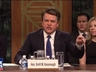 Trump Slams SNL After Kavanaugh Sketch: 'Just a Political Ad for the Dems'