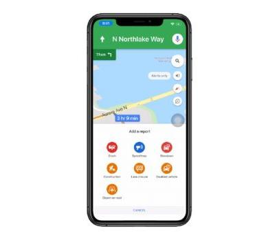 Google Maps Adds Waze-Like Features To iOS And Android, Lets Users Report More Traffic Incidents