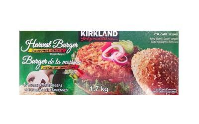 Costco's Kirkland Signature brand veggie burgers recalled because of metal pieces