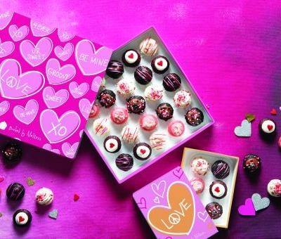 Baked By Melissa's Valentine's Day Cupcake Flavors Will Make The Holiday So Sweet
