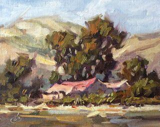 FARM, RANCH, LANDSCAPE by TOM BROWN