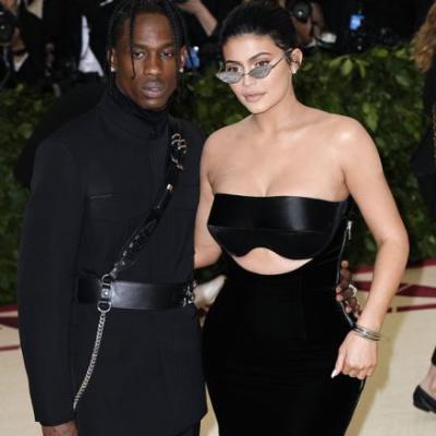 Goosebumps: Kylie Jenner Shares Tender Birthday Moments With Baby Daddy Travis Scott