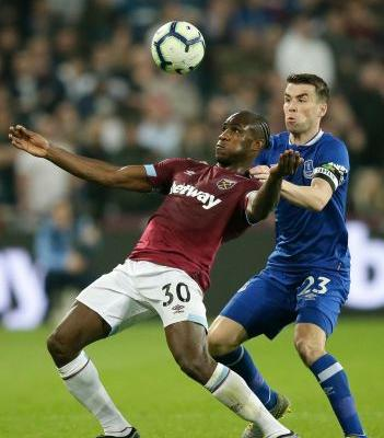 Everton beats West Ham for first win in London since 2017