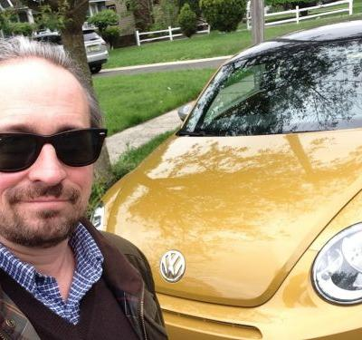 The iconic VW Beetle is going away - here's what it was like to drive a $27,000 version of the Bug