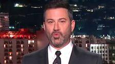 Jimmy Kimmel Thinks He Knows Who Penned The Anti-Donald Trump New York Times Op-Ed