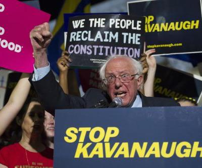 Protesters descend upon Trump Tower, Supreme Court in wake of Kavanaugh nomination