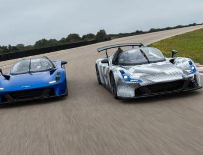 Dallara Stradale Driven! Racing Constructor Builds One for the Road