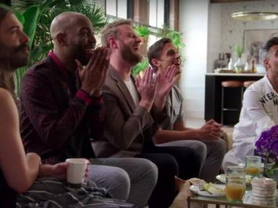 'Queer Eye' Season 3 Trailer: The Fab Five Are Back to Make You Cry Again