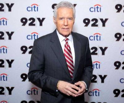 'I'm a lucky guy': Alex Trebek thanks fans for support in touching video message