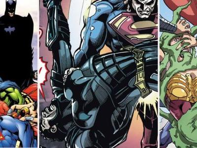 15 Justice League Members Who BETRAYED The Team