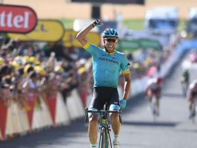 Tour de France 2018: Thomas maintains lead as Fraile powers to stage victory