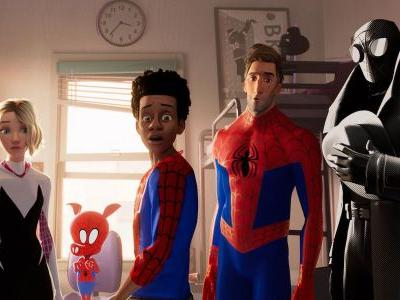 Looks Like Spider-Man: Into The Spider-Verse 2 Is Bringing Back Another Familiar Web-Slinger