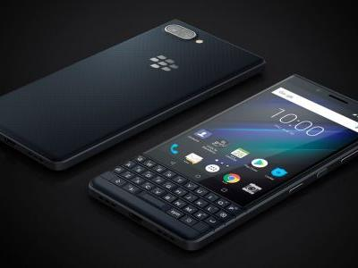 BlackBerry Key2 LE goes up for pre-order in US for $449, shipping October 12th
