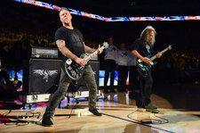 Metallica to Perform National Anthem at 2019 NBA Finals