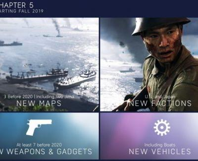 Battlefield 5 Pacific theater content coming this fall