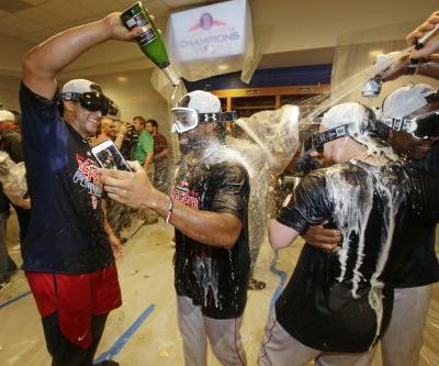 Pop the champagne: The Red Sox are AL East champions!