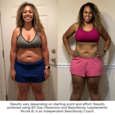 80 Day Obsession: See the Results!