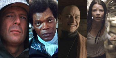 The Unbreakable And Split Crossover Movie Reveals Official Title And Four Stars