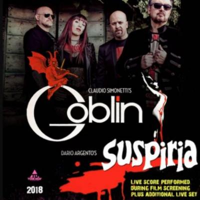 Claudio Simonetti's Goblin announces tour featuring live scoring of Suspiria