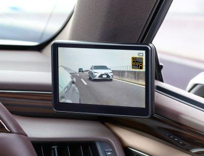 The 2019 Lexus ES will be the first car to come to market that will replace side mirrors with cameras