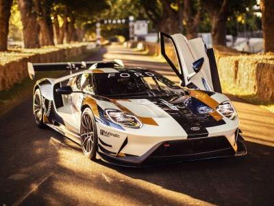 Limited Edition Track-Only Ford GT MK II Revealed