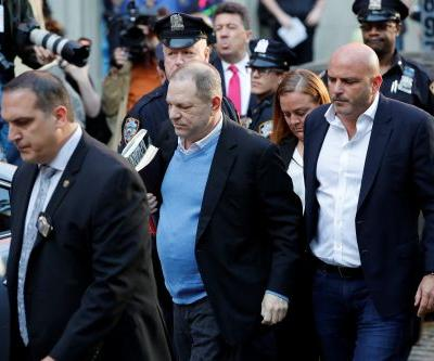 Harvey Weinstein charged with rape and other abuse charges in sexual assault cases