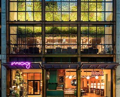 Moxy NYC Chelsea Hotel Opens