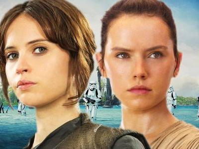 Rogue One Has a Big The Last Jedi Easter Egg