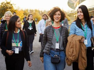 Apple giving 11 female-founded app companies 'unprecedented access' to labs and experts with Entrepreneur Camp