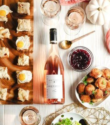 Leftovers Ideas: Easy Day After Thanksgiving Bites and Loire Valley Wine
