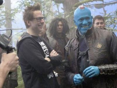 Emergency Podcast: Holy Crap, James Gunn Rehired for Guardians of the Galaxy 3!!!!!!!!!!
