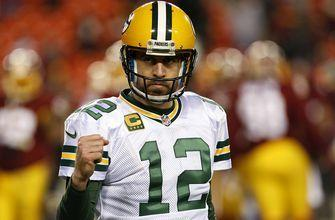 Rodgers, Adams both active for Packers vs. Vikings