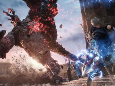 Devil May Cry 5 gets 'Bloody Palace' update in April