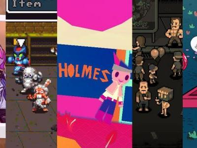 Jonathan Holmes's picks for the best games of 2018 that feature Jonathan Holmes