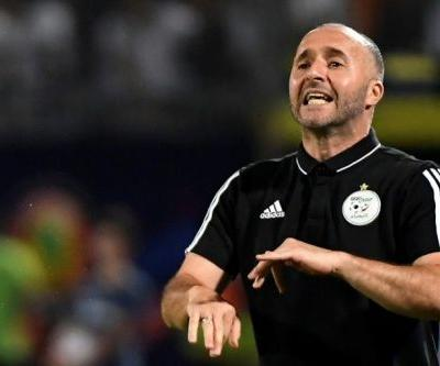 Belmadi urges fans in France to be ambassadors for Algeria