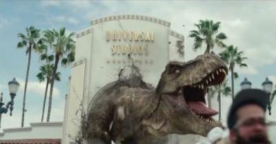 'Jurassic World: The Ride' Trailer: Try and Survive the Adventure