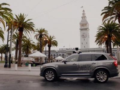 Uber's Self-Driving Cars Back On Public Roads Albeit In Manual Mode