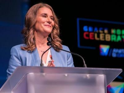 Melinda Gates explains how she and Bill can work together without fighting