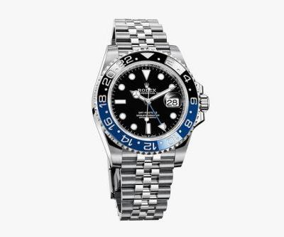 The Rolex GMT-Master II 'Batman' Now Comes in a Jubilee Bracelet